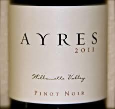 Ayres Pinot Noir